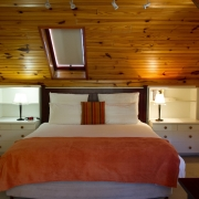 African Attic 2 bedroom self catering apartment main bedroom