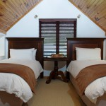 African Attic 2 bedroom self catering apartment twin room