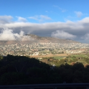 Dunvegan Lodge and Fish Hoek/Clovelly valley